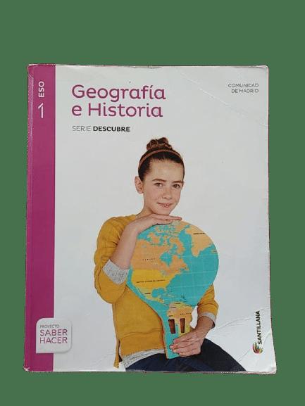 Geografia e historia 1 eso Soluciones