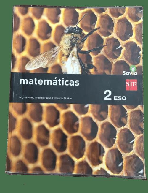 Matematicas 2 eso SM Savia Solucionario