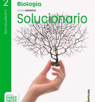 Solucionario Biologia 2 Bachillerato Santillana PDF