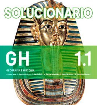 Solucionario Geografía e Historia 1 eso Vicens Vives