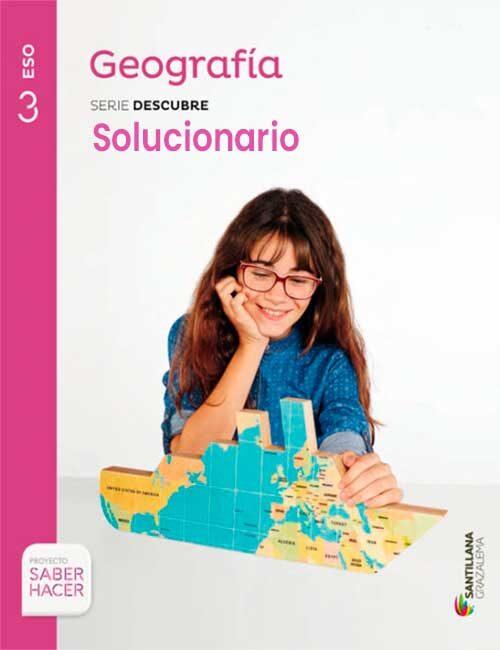 Solucionario Geografia e Historia 3 eso Santillana