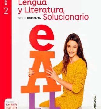 Solucionario Lengua y Literatura 2 eso Santillana pdf