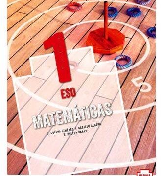 Solucionario Matematicas 1 ESO Anaya Suma Piezas
