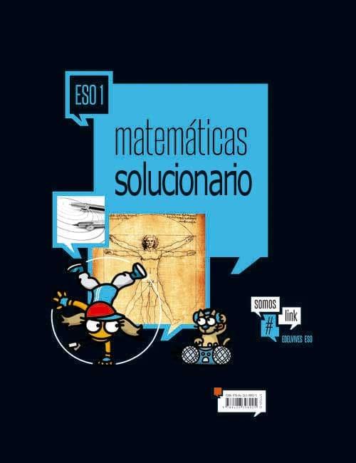 Solucionario Matematicas 1 ESO Edelvives Somoslink