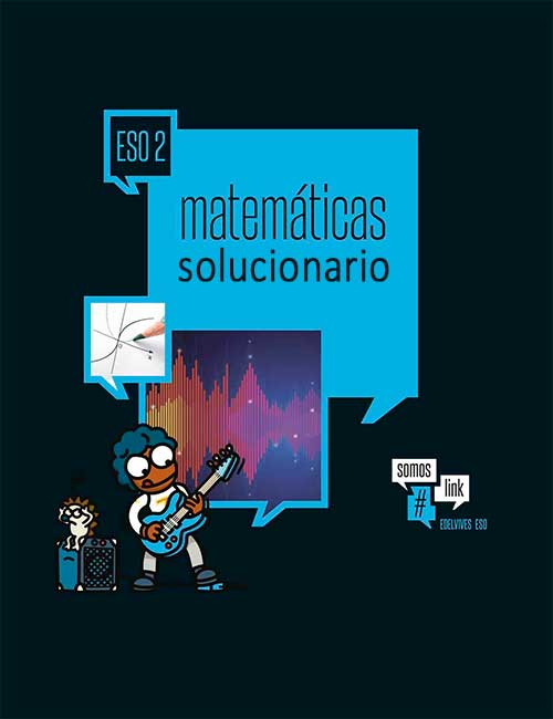 Solucionario Matematicas 2 ESO Edelvives