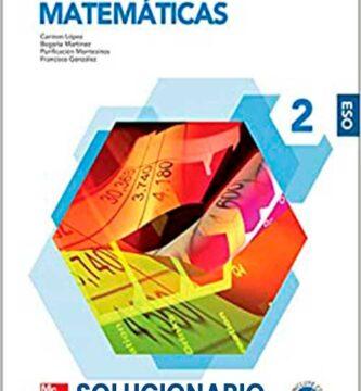 Solucionario Matematicas 2 eso Mc Graw Hill