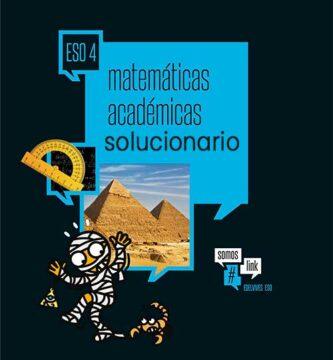 Solucionario Matematicas 4 ESO Edelvives