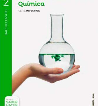 Solucionario Quimica 2 Bachillerato Santillana