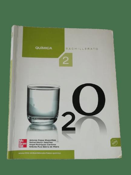 Soluciones Química 2 Bachillerato Mc Graw Hill