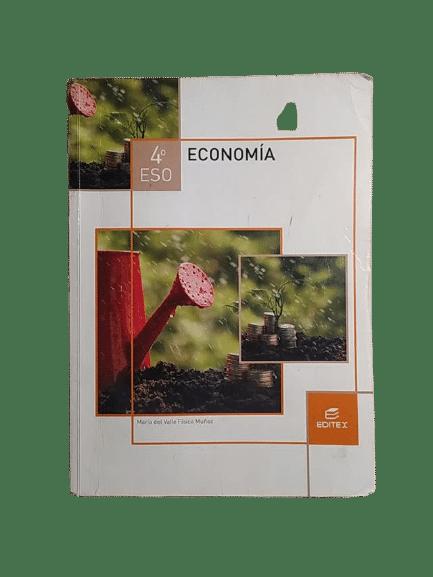Soluciones libro Economía 4 ESO Editex