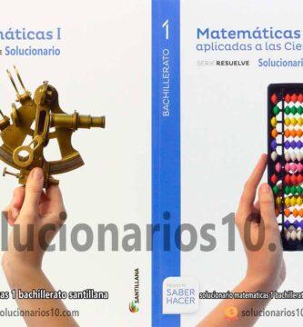 matematicas 1 bachillerato santillana