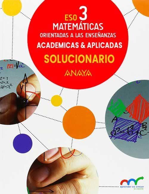 matematicas 3 eso anaya