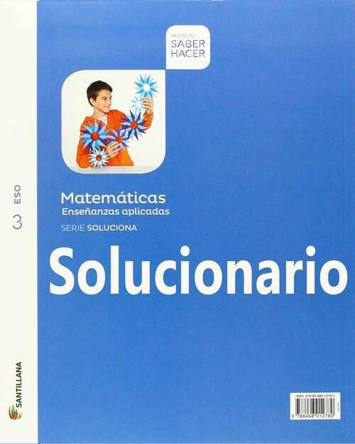matematicas 3 eso santillana