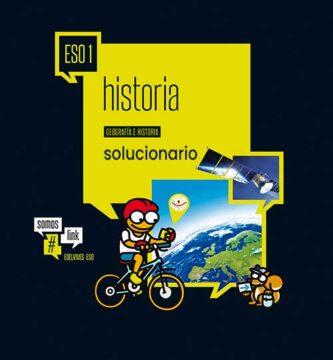 solucionario Geografía e Historia 1 ESO Edelvives