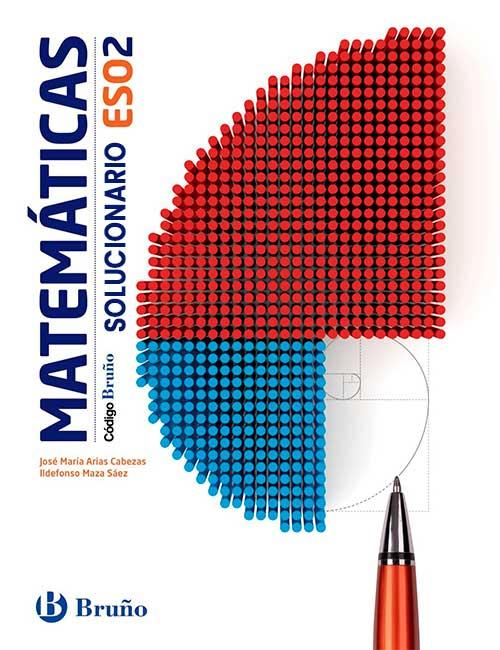 Solucionario Matematicas 2 ESO Bruño