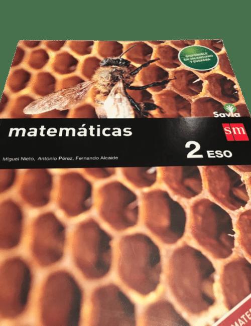 Solucionario Matematicas 2 ESO SM